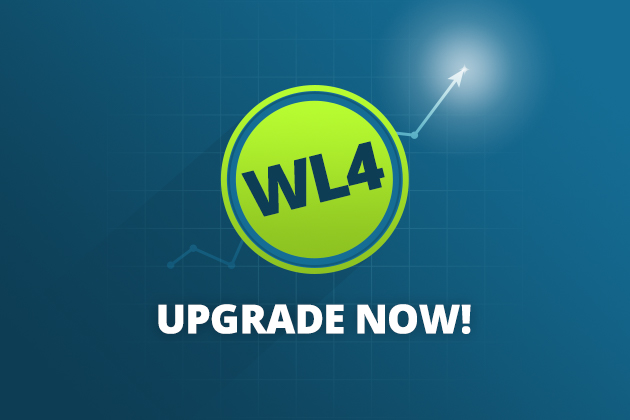 3 - WL3.0 and CTL products to be discontinued - Upgrade to WL4 NOW!