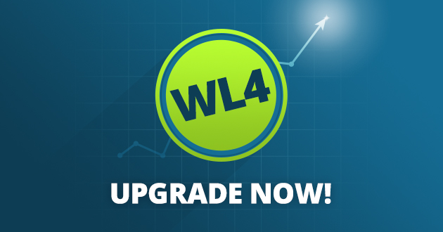 WL3.0 and CTL products to be discontinued - Upgrade to WL4 NOW!